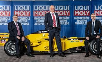 Liqui Moly en la F1
