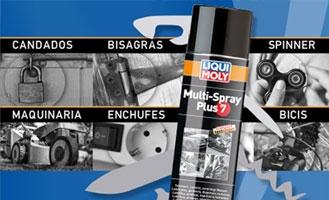 Multi Spray Plus 7 - Imprescindible en tu caja de herramientas