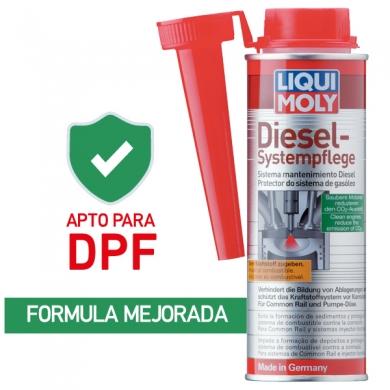 Diesel Systempflege